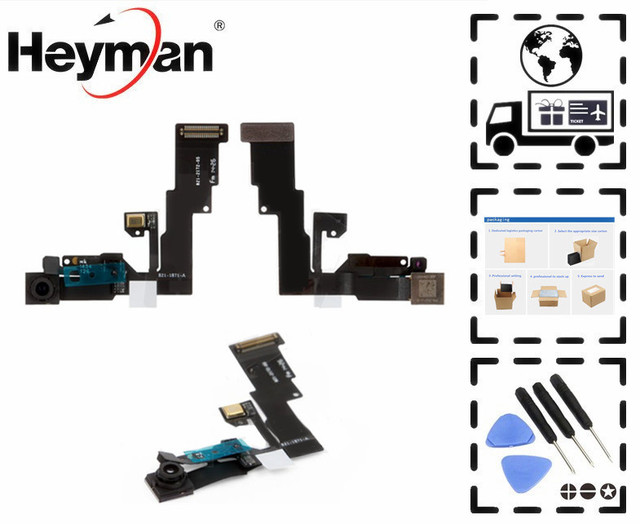 bd4a23d2b5a4 Heyman Flat Cable for Apple iPhone 6 Cell Phone Replacement parts( with  proximity sensor