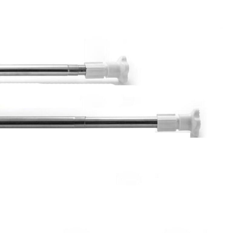 Алюминиевый сплав шкаф поперечный полюс внутри шкафа подвесной стержень для одежды телескопическая рама Рама подвесной стержень для одежды