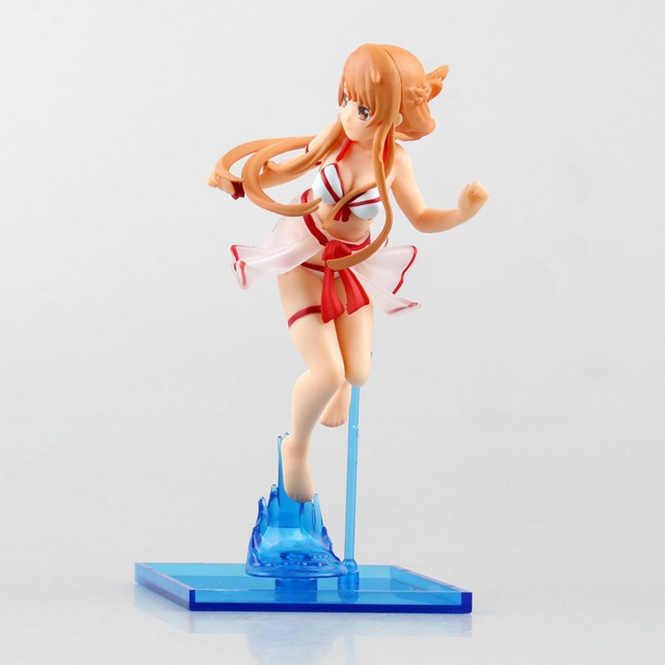 Sword Art Online : Yuuki Asuna Sexy With Swimsuit 16cm