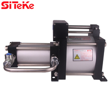 SITEKE Air Pressure Booster Pump AB08T  8:1 Ratio  Increasing pressure  to Max 66.4 Bar  Min driving gas pressure 3.4 Bar цены