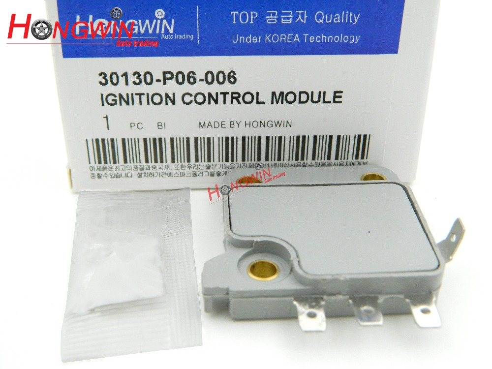 OEM NO.30130-P06-006 점화 제어 모듈 Honda Accord Civic Prelude Acura Integra Acura EL 1990-2001