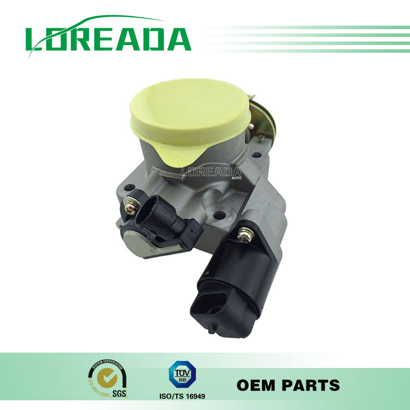 Brand New Throttle body for GM Motor, JINBEI bus, Great Wall Pick-up 2.2L  Engine  High Performance Bore size 50mm D50A