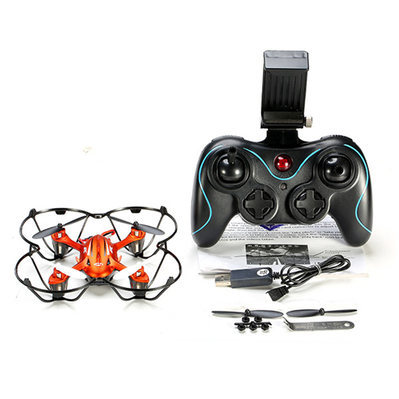 JJRC H6W WiFi FPV With 2MP Camera Headless Mode One Key Return RC Quadcopter Mode 2 Left Hand Throttle jjr c jjrc h26wh wifi fpv rc drones with 2 0mp hd camera altitude hold headless one key return quadcopter rtf vs h502e x5c h11wh