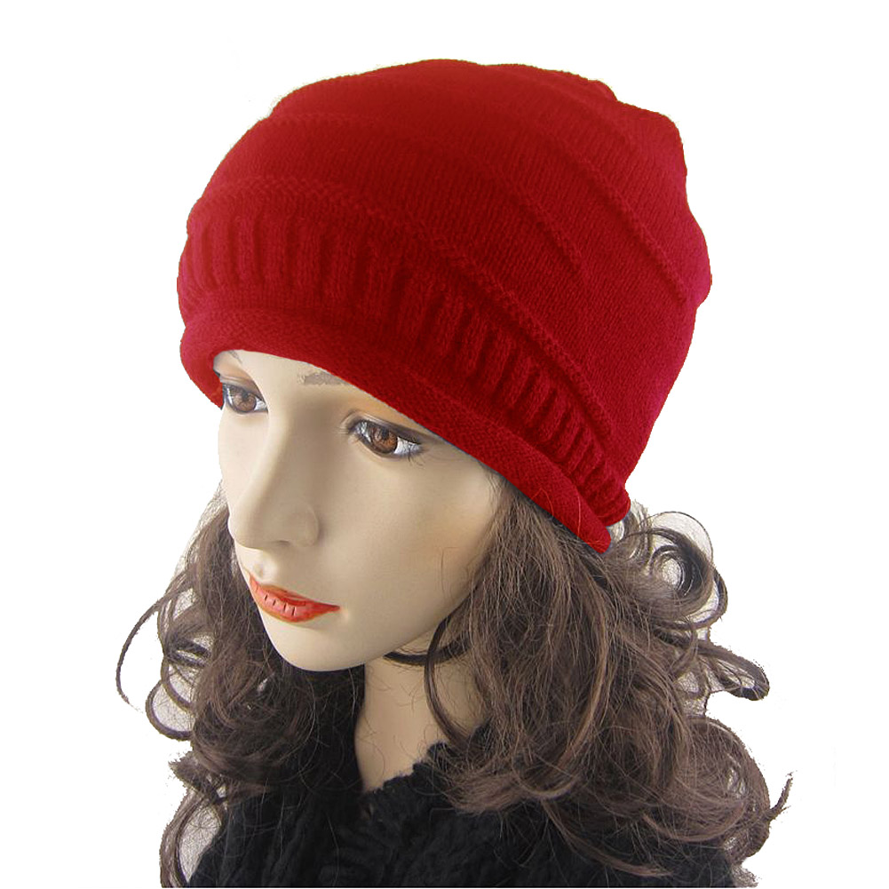 New Fashion Winter Cap For Women Knitted Cap Wool Pure Color Hat Men Casual Hip-Hop Hats Beanie Warm Hat Warm Hat Plus Size LB  new fashion winter cap for women knitted cap wool pure color hat men casual hip hop hats beanie warm hat warm hat plus size lb