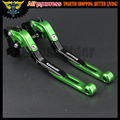 CNC Folding Motorcycle Adjustable Brake Clutch Levers For kawasaki ZX10R H2/H2R Z1000SX/NINJA 1000/Tourer Z1000 Z800/E version