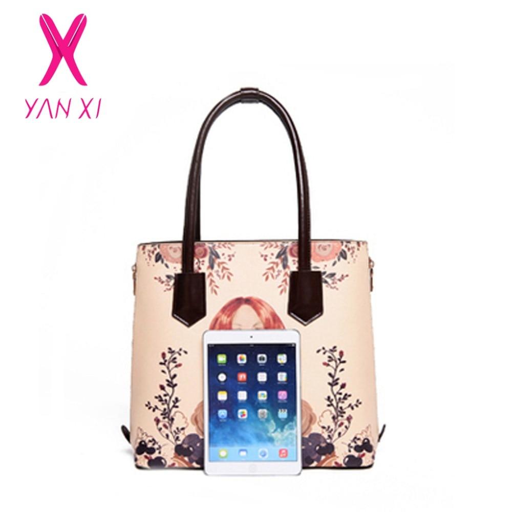 yanxi venda quente mulheres bolsa Size : 34cm*31cm*12cm