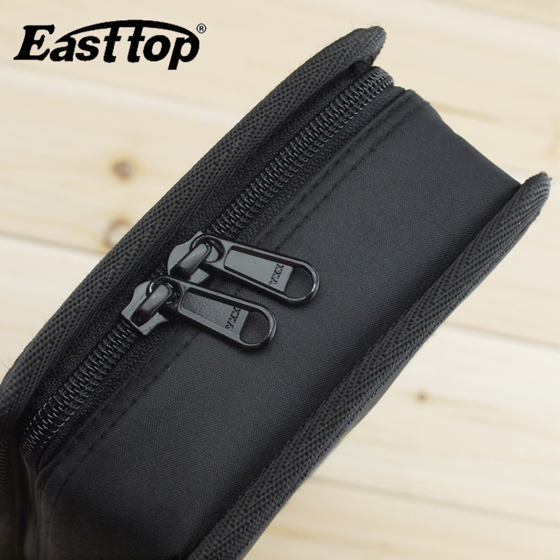 Easttop 10-hole Blues Harmonica Case / Diatonic Harmonica Bag / Harp - Երաժշտական գործիքներ - Լուսանկար 2