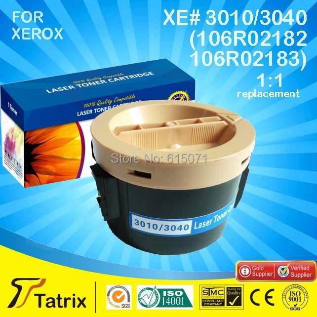 106R02180 106R02181 106R02183 Toner cartridge for xerox phaser 3010/3040/3045 printers