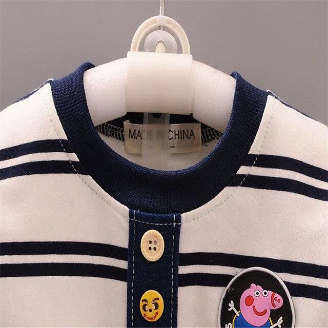 894aa8acb959 BibiCola Baby Boy Clothing set Bebe Sport Suit Boys Fashion Clothes ...