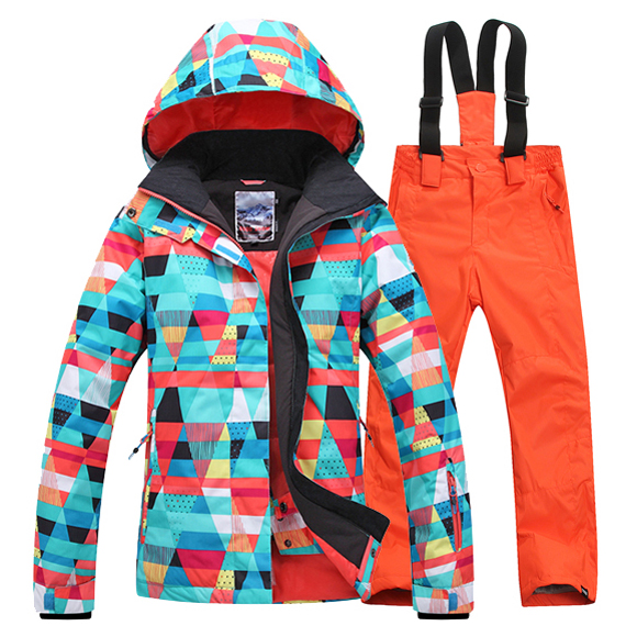 GSOU SNOW Minus 25 Degrees Children  Warm Coat Sporty Ski Suit Kids Clothes Set Waterproof Windproof  Girls Jackets For 6-14T 2016 new brand children snow runner self balance scooter snow bicycle for kids ski kits