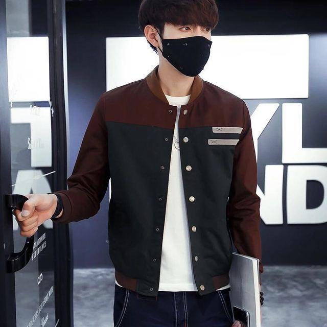 Бейсбольная Джерси дешевая оптовая продажа 2018 новая весенняя шелковая куртка-бомбер мужская бейсбольная форма мужская бейсбольная Джерси Азиатский размер