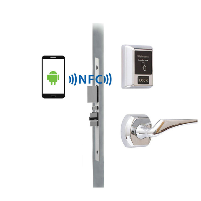 Mobile Phone Remote Control Smart Locks Electronic Door Locks Castle  Central Locking Safe Home Hotel Apartment