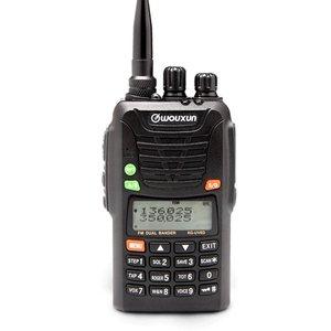 Image 2 - Wouxun KG UV6D デュアルバンド双方向ラジオ 1700 mah バッテリー CE FCC 承認 UV6D KG UV6X UHF VHF アマチュア無線長距離 SOS