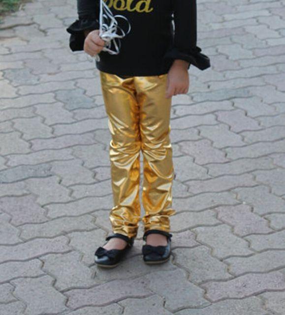 97438016d968 Gold Metallic Baby Leggings Baby Boy Leggings or Baby Girl pants ...