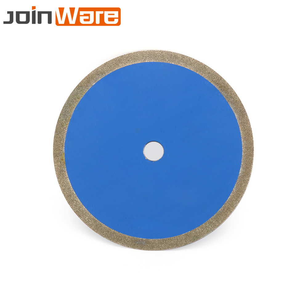 Diamond Saw Blade Cutting Disc Grinding Cutter Tool For Cutting Glass Pvc Pipe Jade 200mm 250mm 300mm 350mm 60# 150mm 110mm power tool agate diamond saw blades no tooth slice grinding wheel cutting stone glass jewelry jade cutting disc