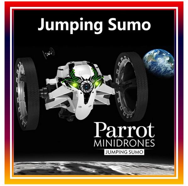 New Arrival Original Parrot Mini Drones Jumping Sumo RC Car Remote Control Car By font b