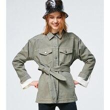 Только женская Свободная Повседневная джинсовая куртка куртка женская | 119154529