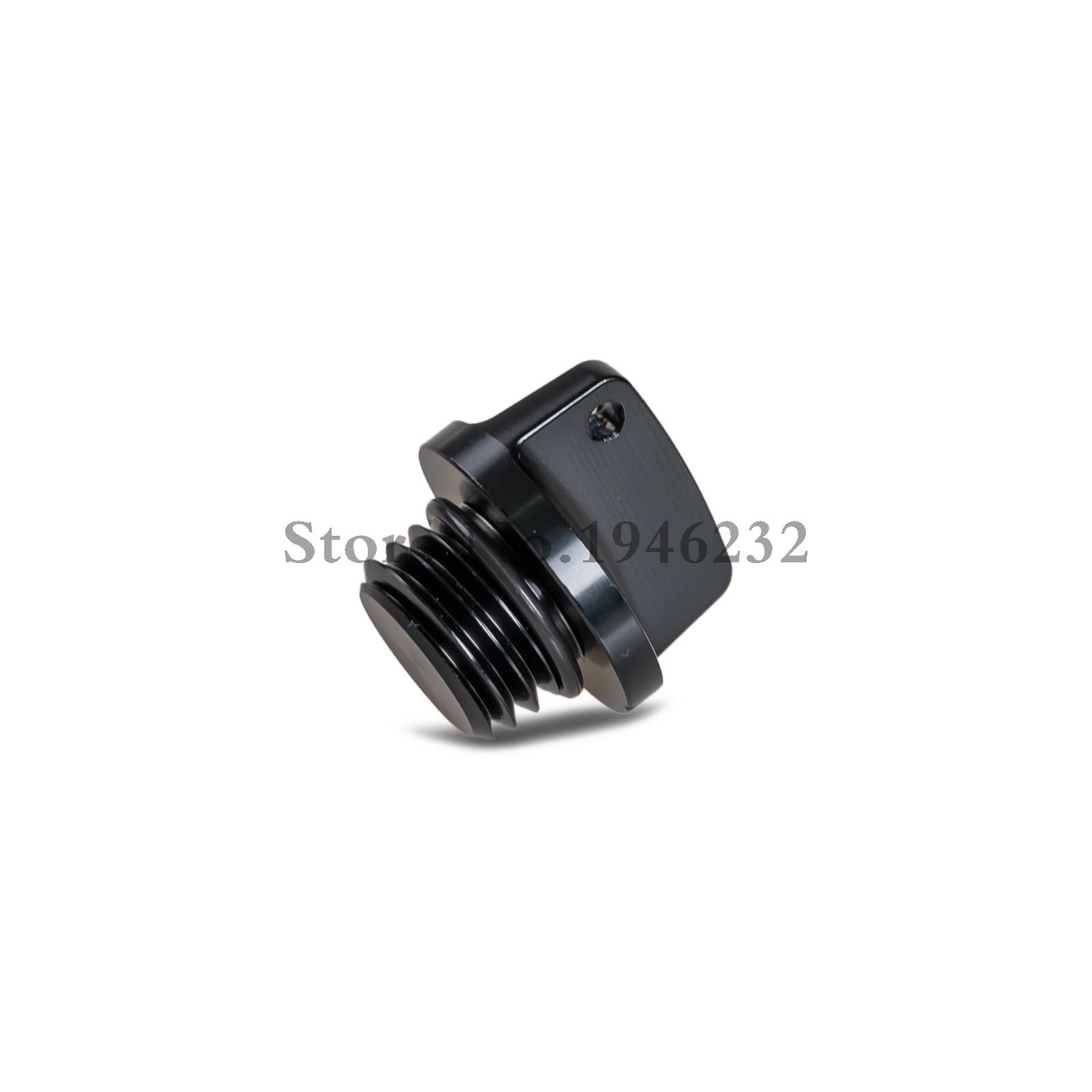 H2CNC Oil Filler Cap Plug For Ducati  Diavel 1199 Panigale Monster 696 796 821 1100 1200 Hypermotard Multistrada 848 EVO 899