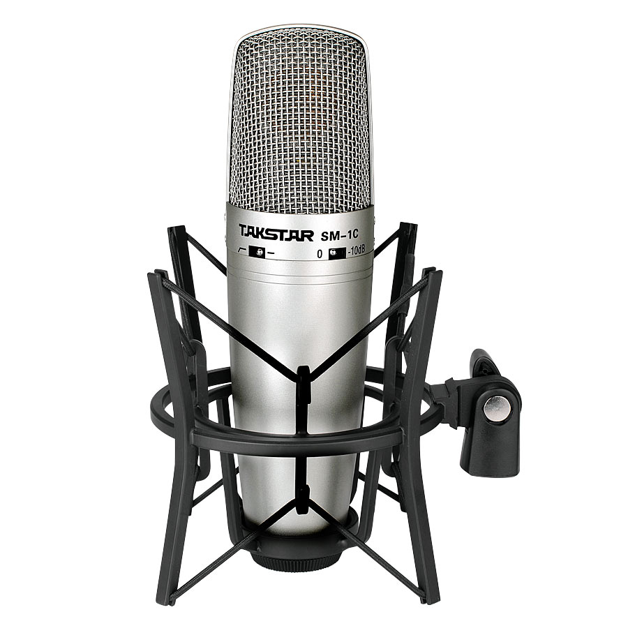 takstar sm 1c l narration style professional studio condenser recording microphone set with. Black Bedroom Furniture Sets. Home Design Ideas