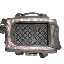 2017 Newest Fashion Nylon  Net Dog Pet Carrying Handbag Outdoor Hiking Tote Handle Bags Shoulder Bag Dog Backpack