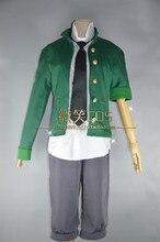 LOL Ekko the Boy Who Shattered Time Cosplay Costume Custom Made