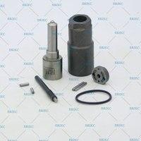 ERIKC injector nozzle 095000 5600 repair kits nozzle DLLA145P870 valve plate, pin, sealing ring for Mitsubishi L200 4D56 Euro4