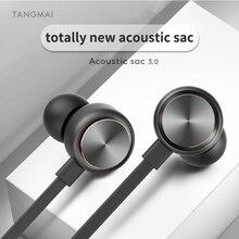 цена на 3.5mm In-Ear Wired Earphone Bass Sound Headphone Stereo Hifi Earbuds With Mic Sports Earphone For iPhone huawei Xiaomi F50