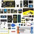KS0079 Keyestudio Super Kit/Kit de aprendizaje con Mega2560R3 para Arduino Proyecto de Educación PDF + (en línea) + 32 proyectos + caja de regalo