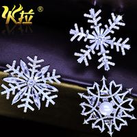 Autumn & winter CZ crystals snowflake badge Brooch all match upscale gentleman pin brooch for female coat suit accessories