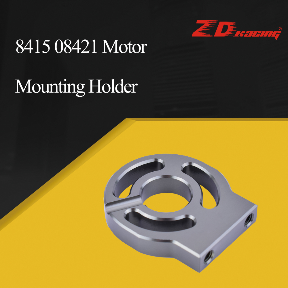 Alloy Motor Mount Plate Electric Engine Holder for 1//8 HSP Kyosho RC Buggy
