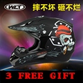 Brand New Motorcycle Motocross Helmet Off Road Moto Casco Capacete Cross Motocicleta Helmets ATV Racing Casque Kask Gear WLT-125