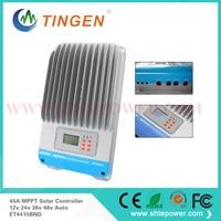 2016 new ET4415BND 12v /24v /36v /48v auto MPPT solar charge controller
