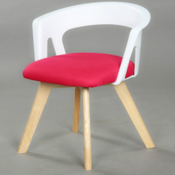 Krzesła do salonu meble do salonu drewniane meble domowe + ABS jadalnia krzesło szezlong fauteuil minimalistyczny nowoczesny 42*41 * 71c tanie i dobre opinie Meble do domu Salon krzesło Nowoczesne Ecoz 42*41*71cm Rozrywka krzesło wooden+ABS+PU