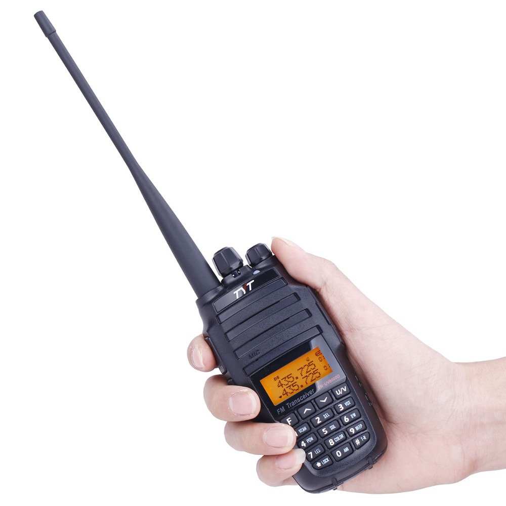 Image 4 - TYT TH UV8000D 10W Powerful Walkie Talkie Cross band Repeater Dual Band VHF UHF 3600mAh Battery 10km Portable Radio Transceiver-in Walkie Talkie from Cellphones & Telecommunications