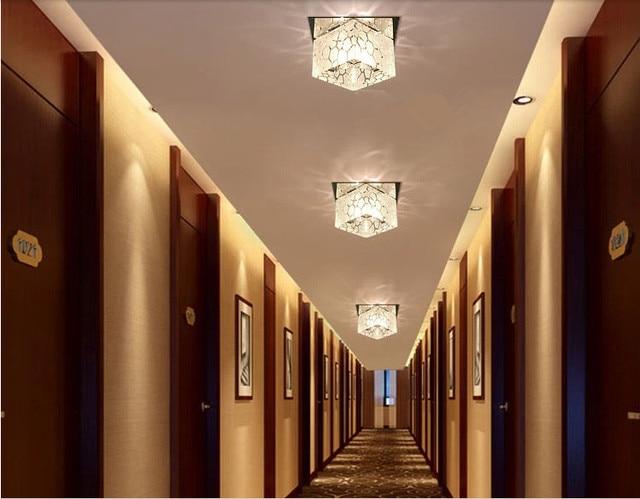 Attraktiv 5 Watt Moderne Lampen Für Wohnzimmer Led Spot Beleuchtung Kronleuchter  Lampenschirm Luminaria Für Dekoration AC85
