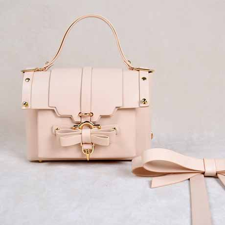 ФОТО 2016 new Korean version of the shoulder diagonal bag lady fashion women's bow hand packet