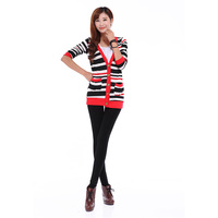Woman Pantyhose Thick Fashion Elastic Ninth Pants Thin Slim Soft Elegant Ankle Length Black Tights Lady