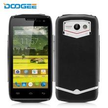 Doogee DG700 IP67 Водонепроницаемый мобильный телефон 4.5 Дюймов QHD 1 ГБ RAM + 8 ГБ ROM Android5.0 Dual SIM MTK6582 Quad Core 4000 мАч WCDMA WIFI