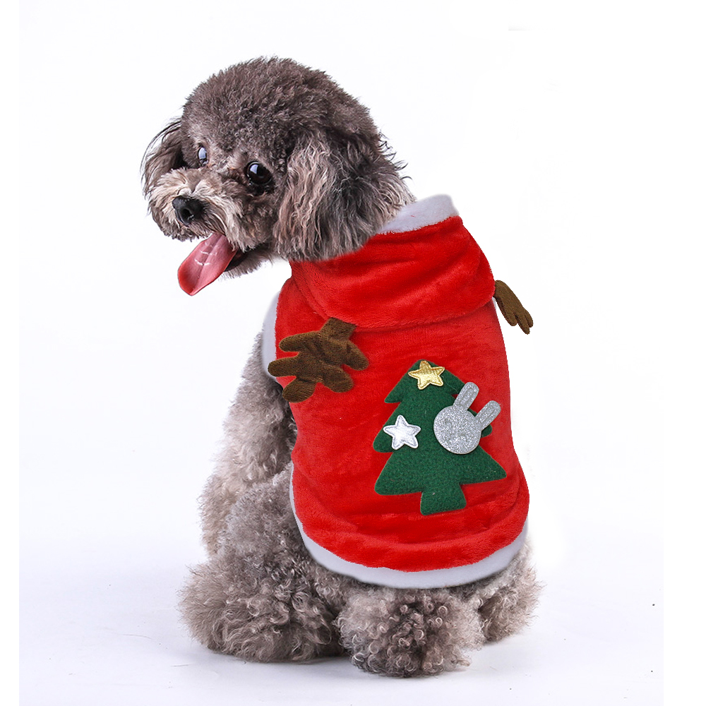Christmas Reindeer Costume For Dogs