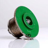 50 Shape A Diamond Profiling Wheel Portable Grinding Machine For Stone Granite Concrete