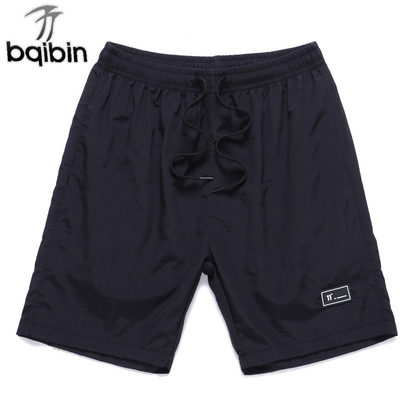 2018 Summer Casual Beach Shorts Men Plus Size Elastic Waist Mens Fitness Mens Shorts Brand Clothing 4XL