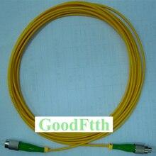 Fiber Patch Cord Jumper Cable FC-FC APC FC/APC-FC/APC SM Simplex GoodFtth 100-500m