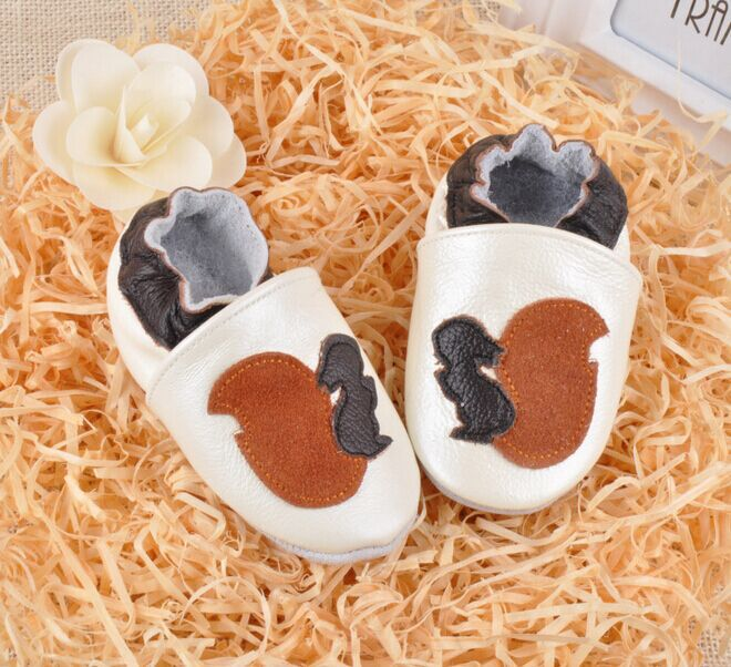 100% Genuine Cow Leather Baby Moccasins with bow Soft Moccs girls Shoes Newborn Baby firstwalker Anti-slip Infant Footwear