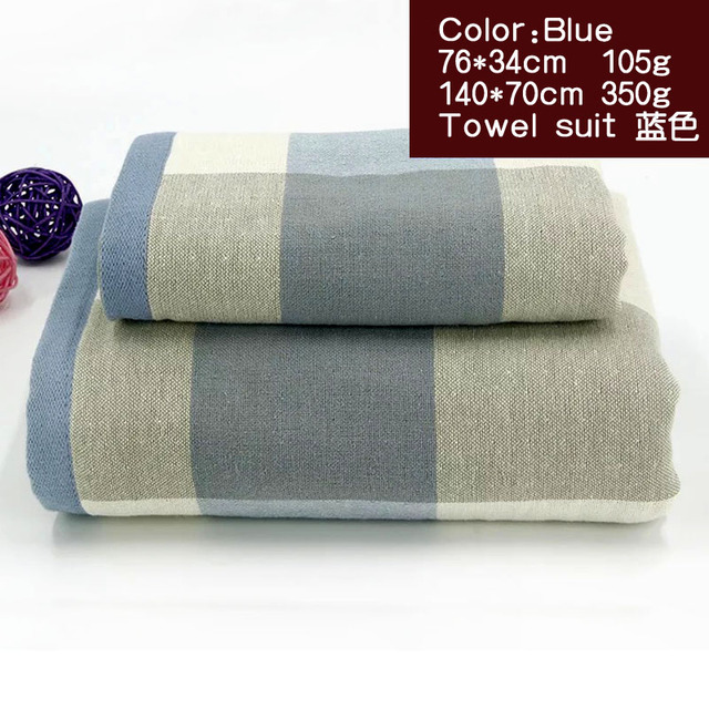 Superieur Gauze Cotton Body Hand Face Bath Towel Sets Sport Kitchen Towel Adult  Swimming Towels Luxury Gift