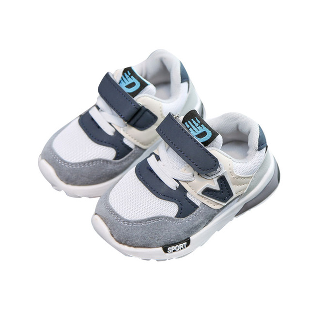 TOP Selling 2017 winter children breathable sneakers boys fashion running  shoes shoes soft non-slip female baby toddler shoes eb8eeb919