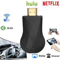 HDMI WiFi Display Dongle Netflix AirPlay Miracast TV Stick Crome Cast Cromecast 2 3 Drahtlose WiFi Display Dongle