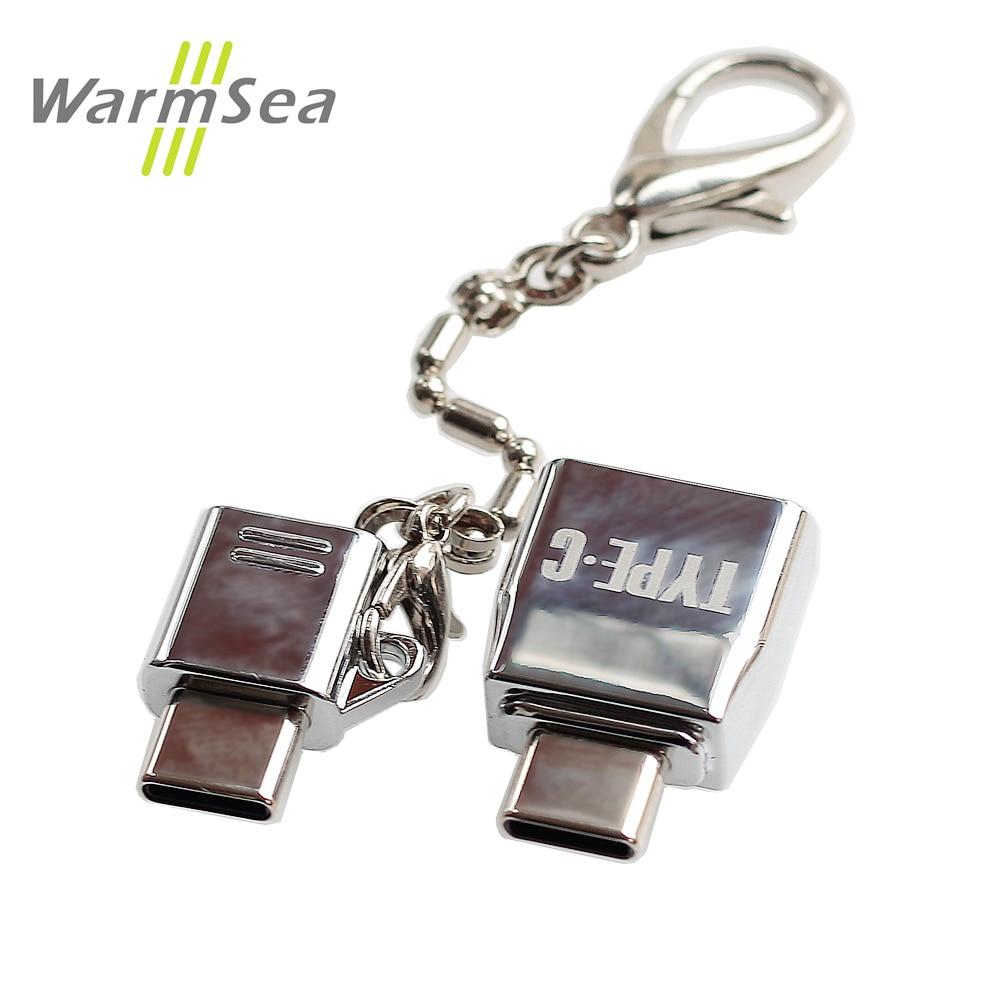 Tipo-C USB C a USB 3.0 USB C OTG 3.1 Adaptador Tipo C Conector del - Periféricos de la computadora - foto 5