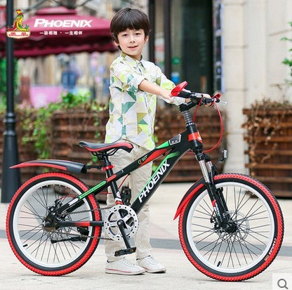 Children mountain bike girl boys bicycle
