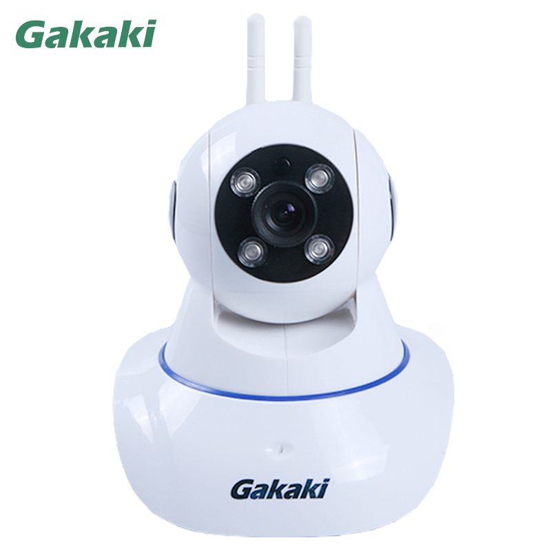 Gakaki 960P Wifi Network Surveillance IP Camera Indoor HD Wireless IR Night Vision Security Camera CCTV Motion Detection Alarm gakaki hd wifi ip camera baby monitor p2p wireless network surveillance night vision cctv camera support motion detection alarm