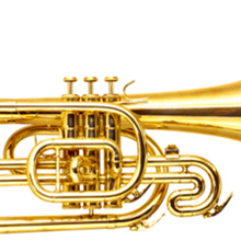 F Key Marching меллофон желтый латунный меллофон с деревянным корпусом и мундштук, музыкальные инструменты профессиональные